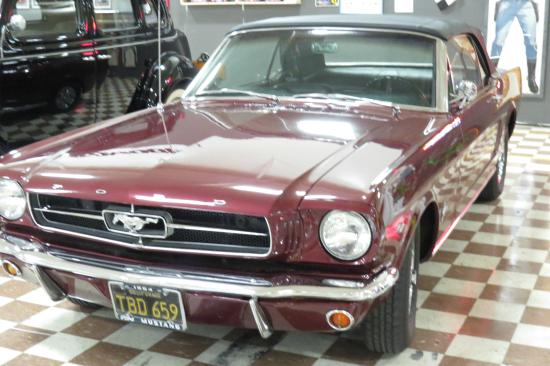 The Murphy Auto Museum: 1964 Ford Mustang
