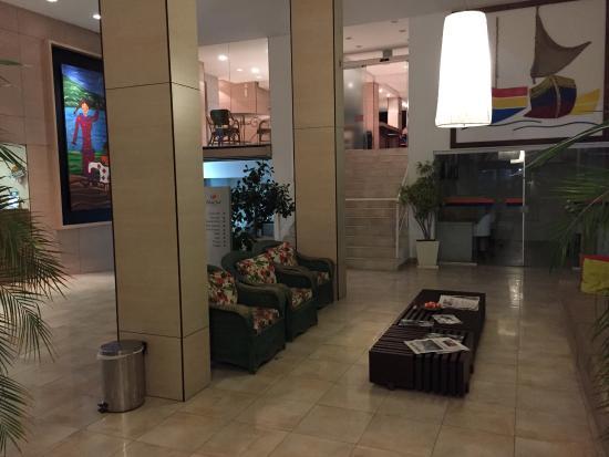 Hotel Porto Sol Quality: Hall