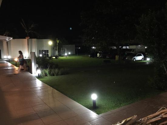 Hotel Porto Sol Quality: Parque y parking