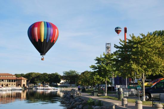 The Lake Geneva Balloon Company