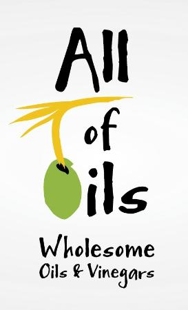 All of Oils,  Wholesome Oils and Vinegars: Our logo