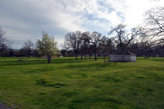 Yakima, WA: Fort Simcoe Grounds