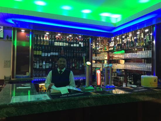 Eastern Paradise : Restaurant bars