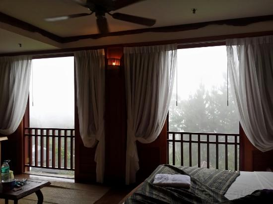 Borneo Highlands Resort: Very beautiful view, march 2015