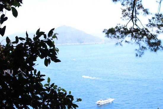Belvedere Cannone: ilha