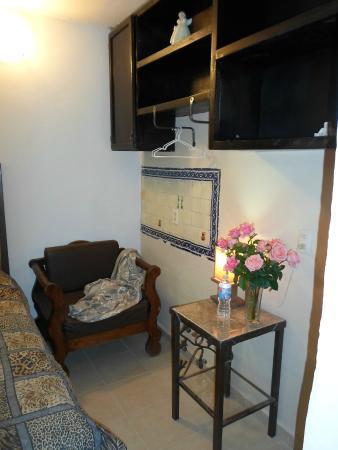 hotel posada spa antigua casa hogar detalle recamara campirana