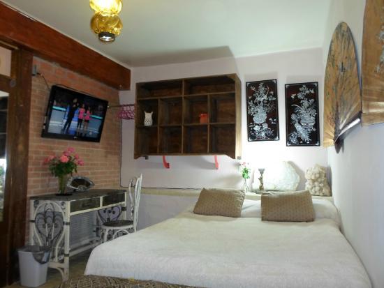 hotel posada spa antigua casa hogar recamara apta para