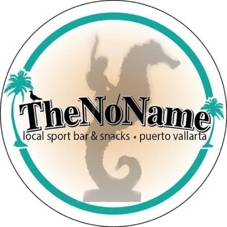 The No Name Bar & Grill: Our new logo