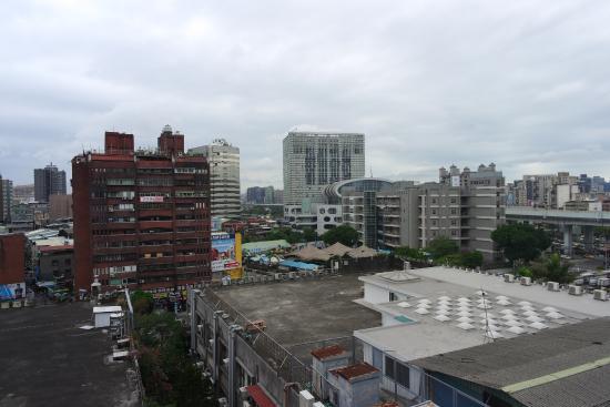 Guanghua Mall: Guanghua From NTUT roof Top
