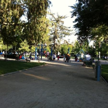 Plaza Loreto Cousino