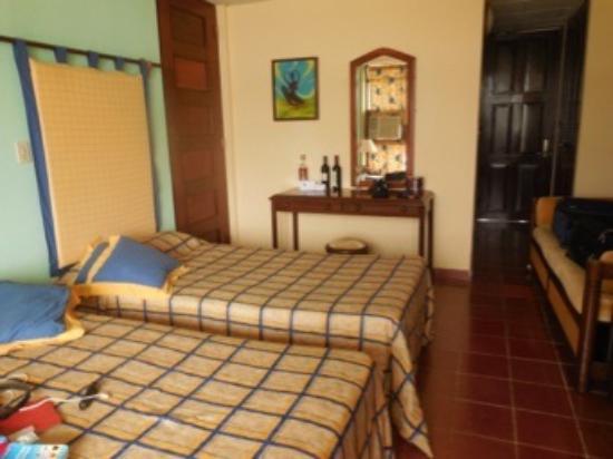 Hotel Porto Santo: Our room