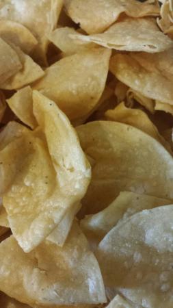 Kentland, IN: Fresh Chips