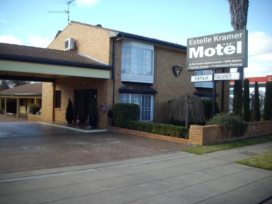 Estelle Kramer Motor Inn