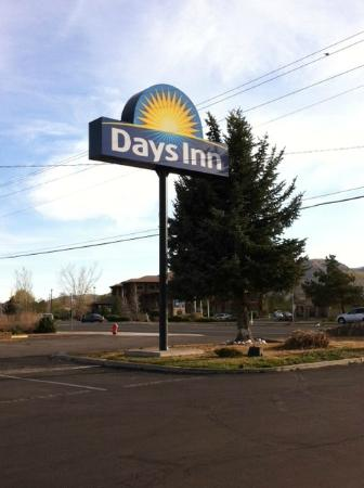 Days Inn Carson City : You are here