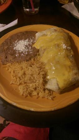 Pancho Mcgillicuddy's: Burrito!