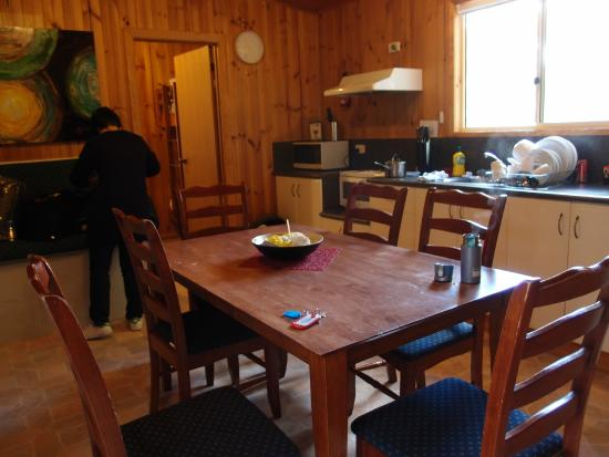 Captain Cook Holiday Park: The Dining Room
