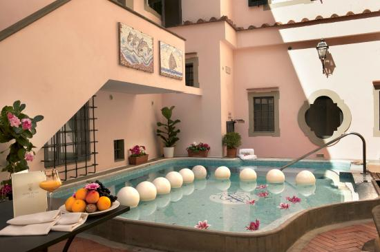 Hotel Rivoli: Piscina Jacuzzi