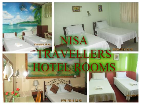 Nisa Travellers Hotel: NISA ROOMS