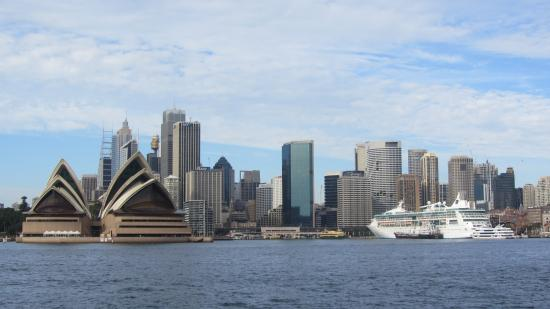 Kirribilli, Australia: million dollar view