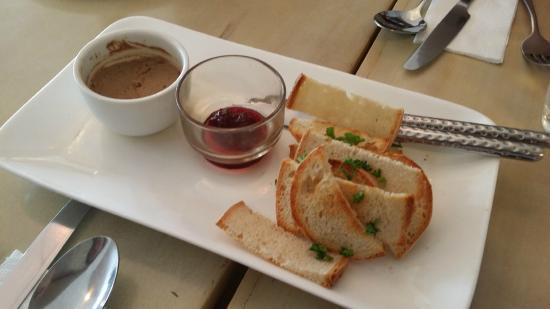 Trattoria Uma : Cafe Uma Pate