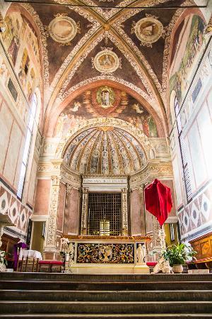 Abano Terme, Włochy: Altare