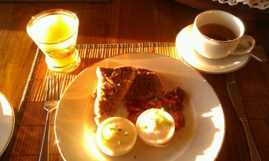 Casilda House B&B: Breakfast at Casilda