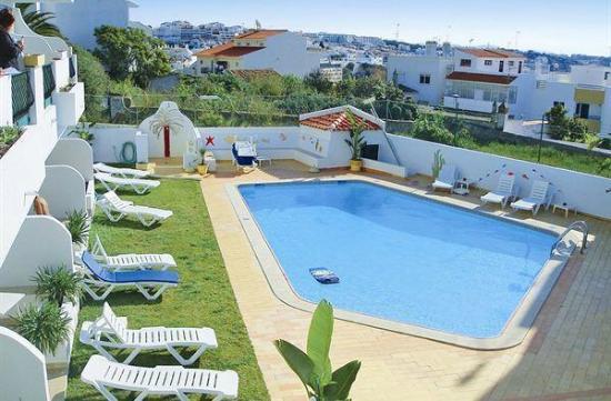 Rainha D Leonor Apartamentos: lekker zwemmen