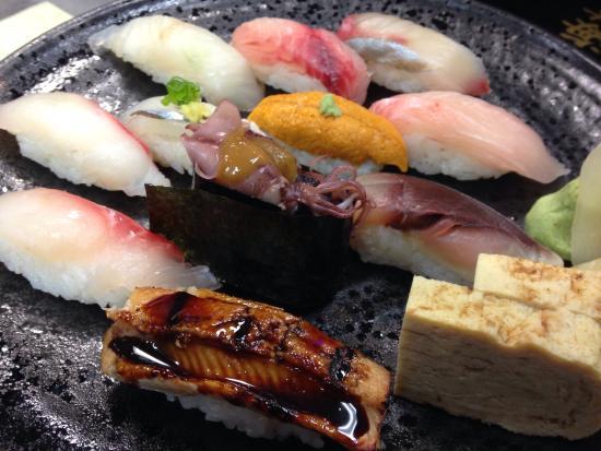 Omakase 10p+