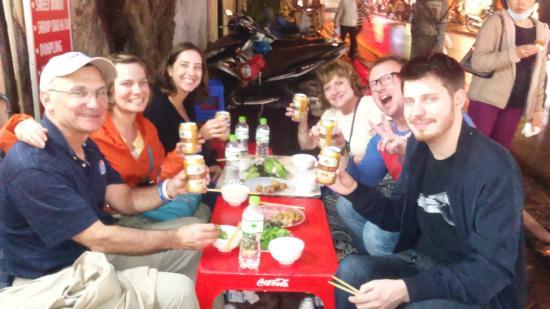 Hanoi Street Food Tours