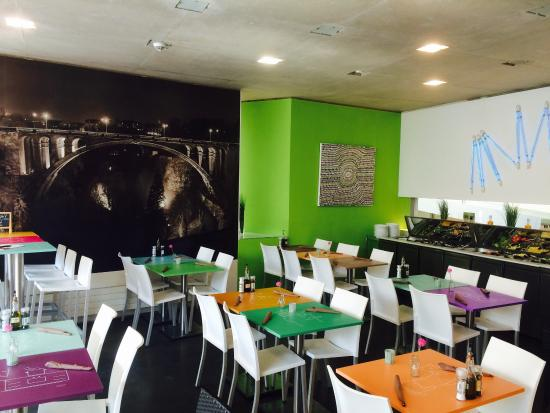 Green Art Cafe : New look!