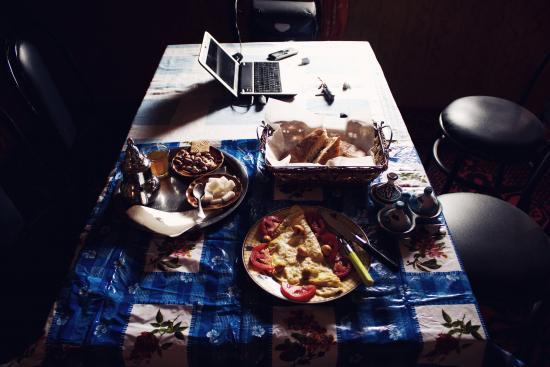 Auberge Camping Ocean Des Dunes: food