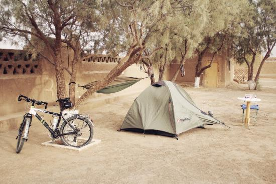 Auberge Camping Ocean Des Dunes: camping place