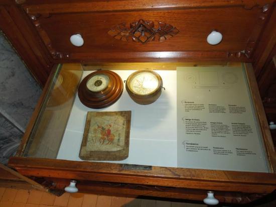 Museu del Mar - Can Garriga: Старинные приборы