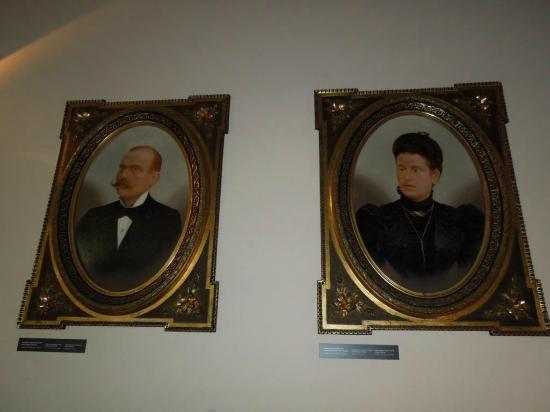 Museu del Mar - Can Garriga: Портреты судовладельцев