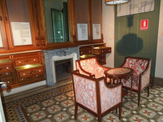 Museu del Mar - Can Garriga: Комната