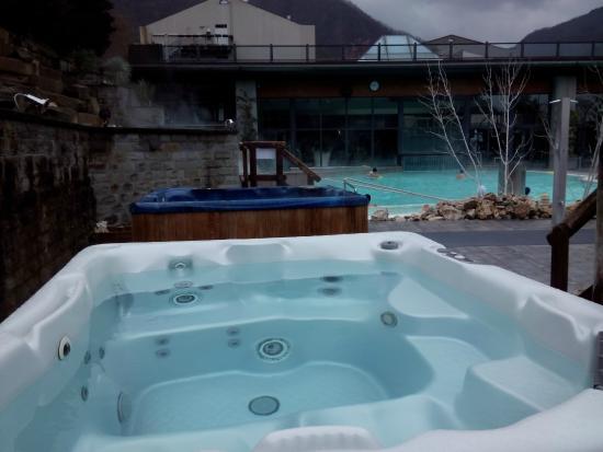 mi mancano queste vasche caldissime - Picture of Roseo Euroterme ...