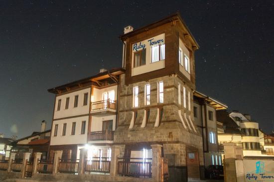 Ruby Tower Apartments Bansko