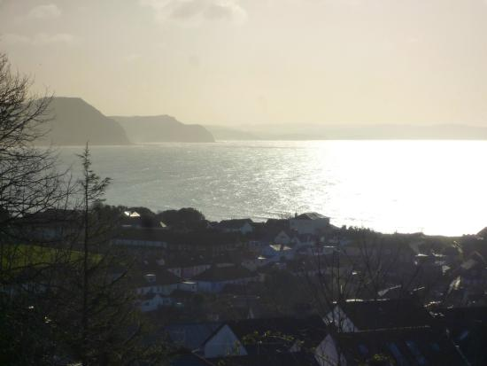 Mariners Hotel: The Jurassic Coast from rm. 9