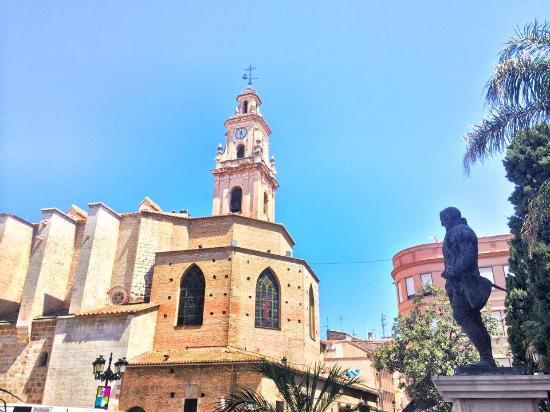 Gandía, España: Colegiata de Santa Maria de Gandia