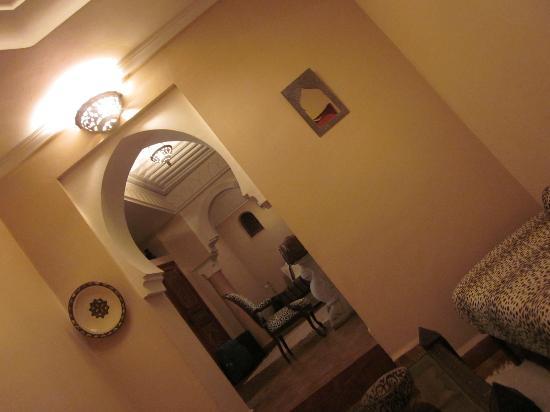 Riad Les Clefs Du Sud: my room