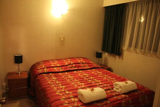 Aorangi Motel: Master room