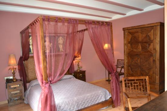Condes de Visconti Hotel: Habitación Suit