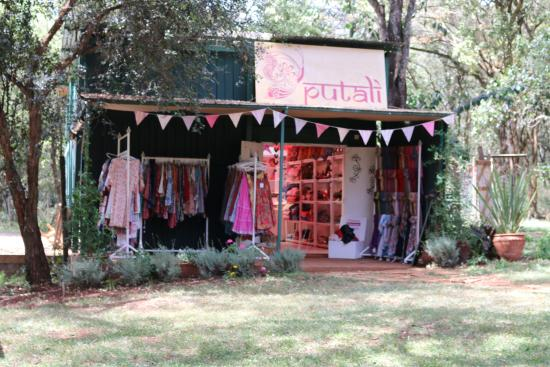 Putali, One Of The Shops At The Purdy Arms, Karen.