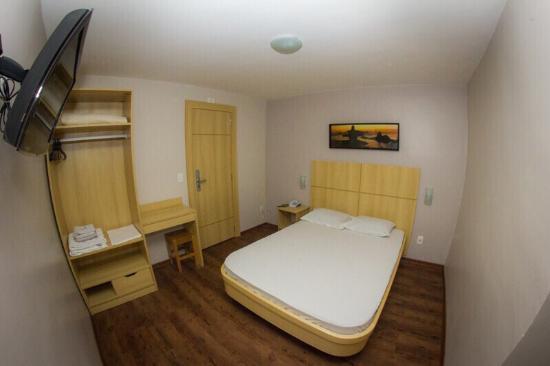 Hotel São Bento: Apartamento casal