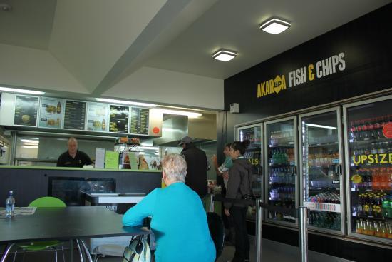 Akaroa Fish and Chips: Akaroa Fish & Chips
