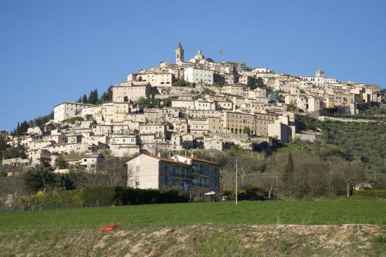 Villa Ceccarini Fonte D'Oro : Panorama