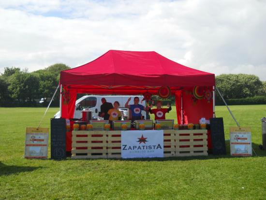Zapatista Burrito Bar: Proper Food and Drink Festival