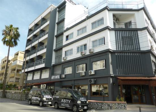 Asty Hotel New Look!!