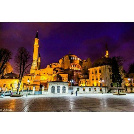 Ayasofya Mosque - Picture of Hagia Sophia Museum / Church ...