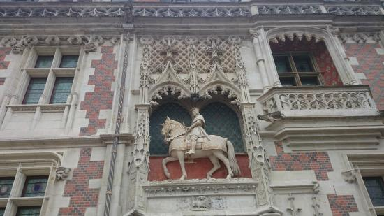 Hotel Saint Cyr: Château royale Blois